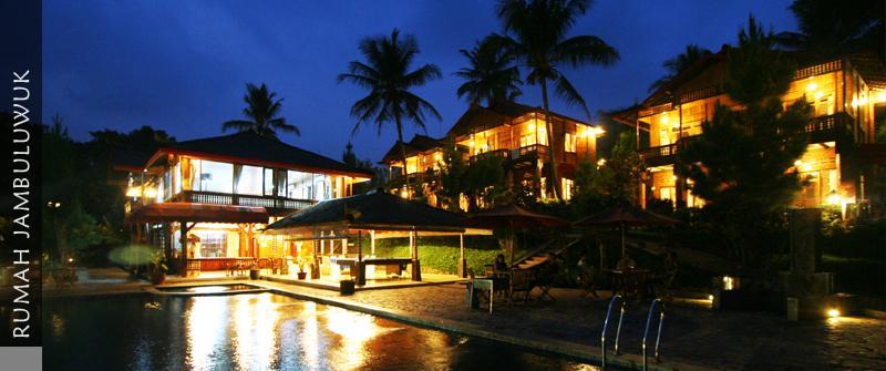 Rumah Jambuluwuk Batu Telah Hadir Di Kota Wisata Batu Jawa Timur