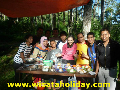perkemahan outbound coban rondo