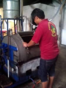 produksi keripik buah
