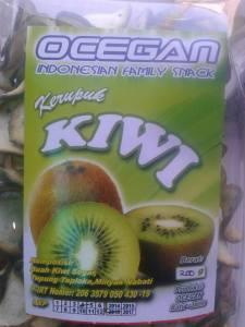 kerupuk kiwi